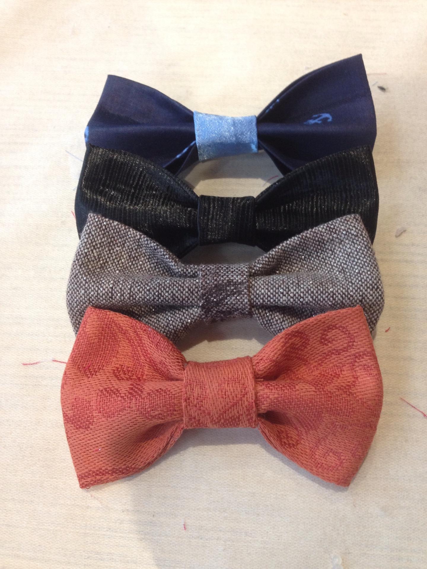 Бабочка-галстук сделать своими руками 53